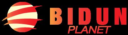 Logo - bidunplanet.com